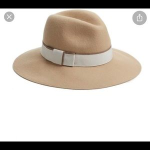 Women's Phase 3 Double Banded Wool Fedora